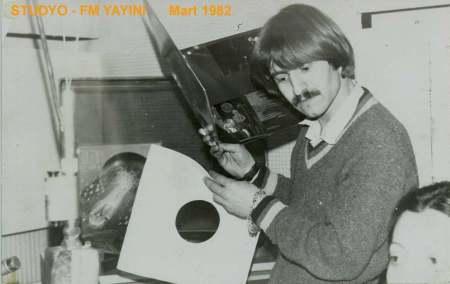 Stüdyo fm yayin1982mart