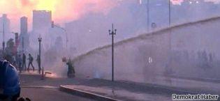 taksim -polisten engelli vatandasa tazyikli_su