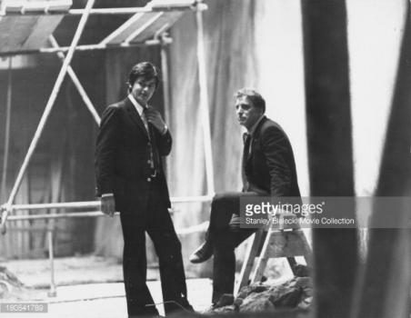 Scorpio-6 -Alain Delon, Burt Lancaster
